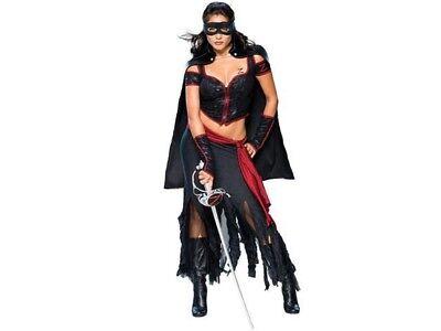 Damen Adult Licensed Sexy Damen Zorro - Zorro Kostüm Damen