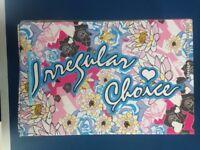 Irregular Choice NEW Ascot Black Glitter size 38