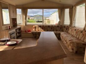 Static caravan for sale at Tattershall Lakes Country Park in Lincolnshire near Skegness Butlins