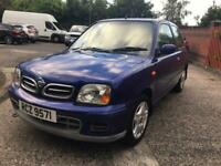 SOLD Nissan Micra with Sunroof