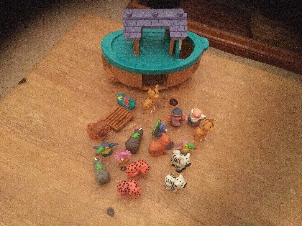Fisher Price Noah's Ark