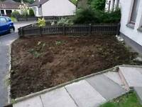 Topsoil free to collect