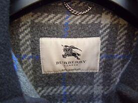 Burberry Men's Wool Duffel Coat