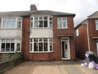 3 bedroom property *TO LET* on Broad Street in the sought after village of Syston, Leicester