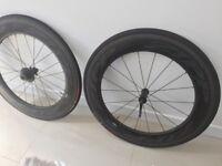 Zipp wheels 808 NSW carbon clinchers