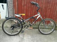 Dragster bike