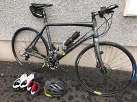 Boardman Hybrid Men's Bike