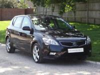 Kia Cee'd 3 Crdi 5dr (black) 2010