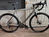 Cannondale CAADX commuter cyclocross road bike