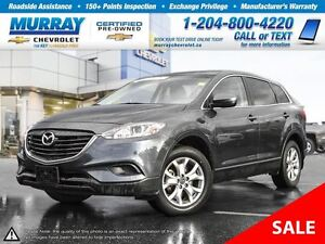 2014 Mazda CX-9 AWD 4dr GS *Leather Seats*
