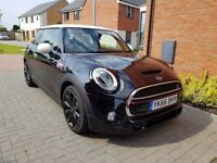 Mini Cooper SD 3dr Auto S/S Chili/Media XL