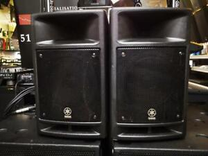 Yamaha STAGEPAS 300 - Portable P.A. System *USED