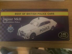 A Jaguar mk2 police collectors car for sale!!