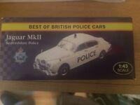 A Jaguar mk2 police collectors car for sale!!