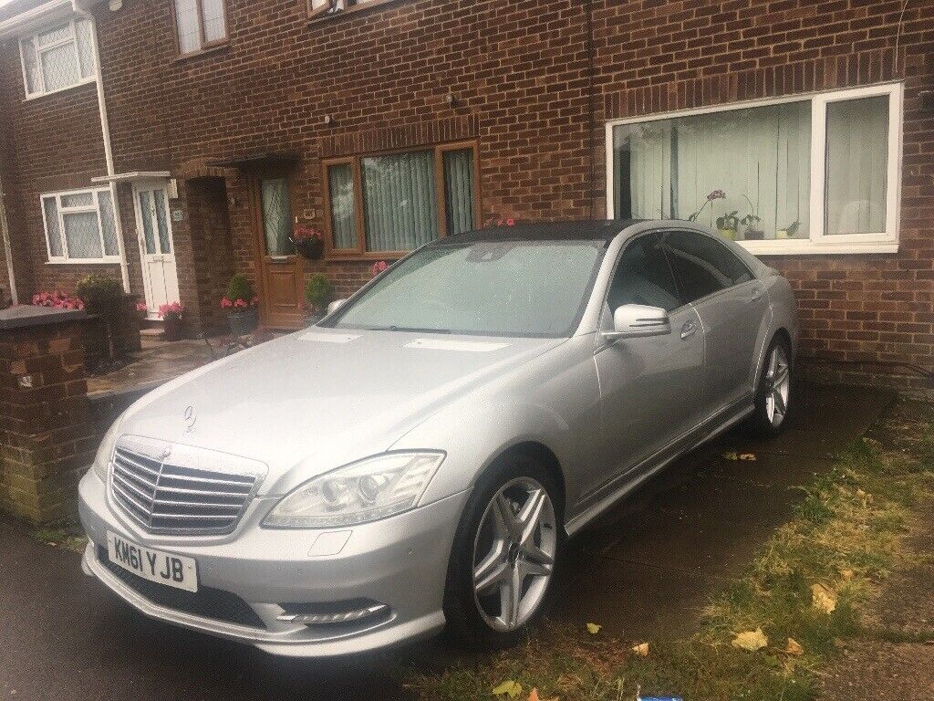 SPEAR AND REPAIR ENGINE KNOCKING MERCEDES S350 CDI AMG PACK PANORAMIC SUN  ROOF FULL SPEC | in Luton, Bedfordshire | Gumtree