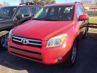 2008 Toyota RAV4 Base $58.75 A WEEK + TAX OAC - BAD CREDIT APPRO