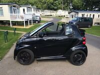 Smart Fortwo 1.0 Turbo Brabus Xclusive Cabriolet Softouch 2dr