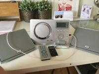 TEAC Digital sound system that uses iPod for music. Comes with speaker