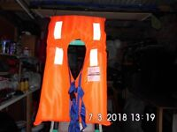 FOR SALE LIFE JACKET