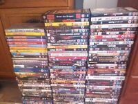 Original DVDs in good condition. Some box sets also