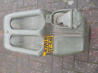 MILITARY STYLE GREEN JERRY CAN