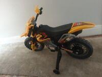 Electric Toy motorbike
