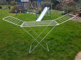 Large clothes horse