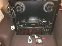 Fostex E16 multi-track 16 Channel reel to reel tape recorder £350 plus postage £40.00