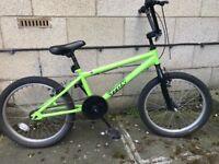 2 BMX bikes for sale excellent condition