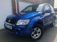 2007 57 Suzuki Grand Vitara VVT 1.6 Petrol * Only 43,000 Miles * Manual * 12 Months MOT*
