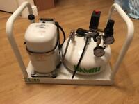Bambi compressor silent md75/80 air brushing etc