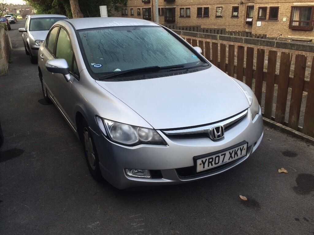 Honda Civic Hybrid . 1 previous owner. FSH.