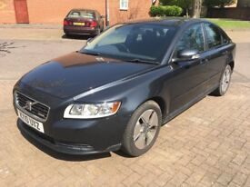 2010 VOLVO S40 1.6 DIESEL 64000, miles £20 road taxCALL07702002762
