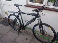 CLAUDBUTLER Capewrath mountain bike
