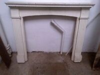 beautiful wooden fire surround nice design can deliver