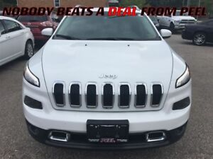 2016 Jeep Cherokee North**LOW KMS**BACK-UP CAM**REM START**