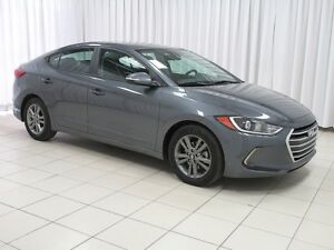 2017 Hyundai Elantra SEDAN.  LOADS OF FEATURES AT A GREAT PRICE