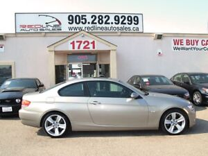 2009 BMW 335i xi AWD, Turbo, Leather, WE APPROVE ALL CREDIT