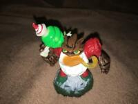 Skylanders Legendary and Variant figures