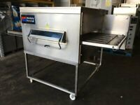 Middleby Marshall - PS200 - 32 INCH Gas Pizza Oven and stand.