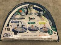 Mothercare Space Dreamer Play May and Changing Mat