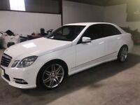 Mercedes Benz EClass AMG Sport
