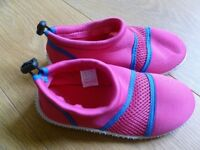 Girls Wetsuit boots size 12