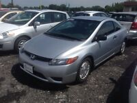 2008 Honda Civic - SPRING SALE