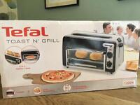 Tefal toast 'n' grill - in box
