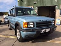 Land Rover Discovery 2 2.5 TD5 ES 5dr 7 Seats