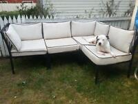 4 Piece Outdoor Sectional