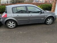 Renault Megane 1.5dci Diesel - Car has electrical fault but drives perfectly and cheap to run