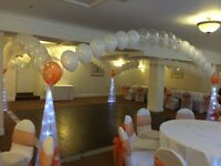 Balloon Decor for weddings