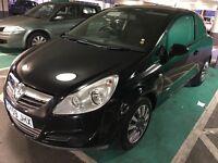 Vauxhall Corsa 2010 59 reg, 1.3 CDTI Diesel 51,054 miles only